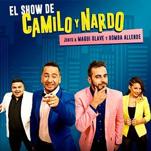 Obra de Teatro El Show de Camilo y Nardo Villa Carlos Paz