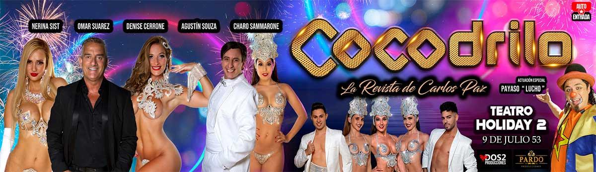 Cocodrido La Revista Villa Carlos Paz