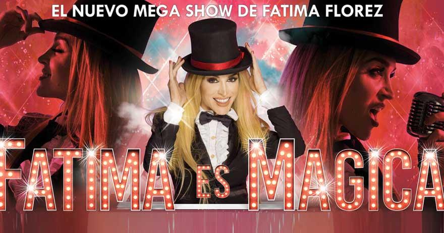 Obra de Teatro Fatima es Magica en Carlos Paz