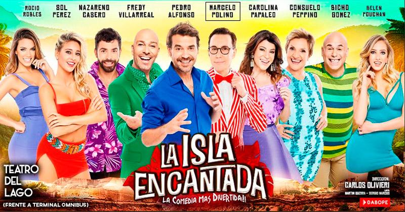 Obra de Teatro La Isla Encantada Villa Carlos Paz