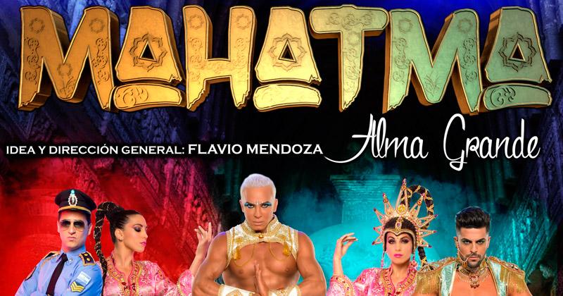 Obra de Teatro Mahatma Villa Carlos Paz